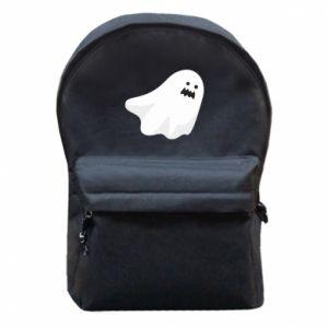 Plecak z przednią kieszenią Terrifying ghost