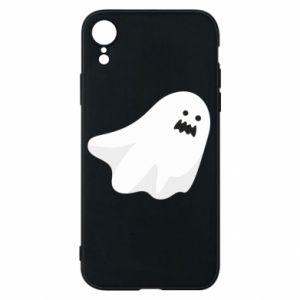 Etui na iPhone XR Terrifying ghost