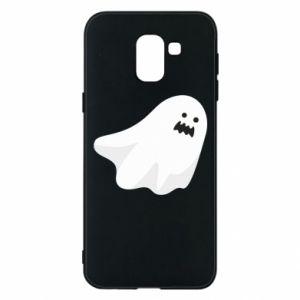 Etui na Samsung J6 Terrifying ghost