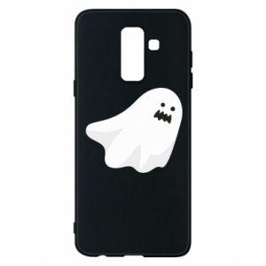 Etui na Samsung A6+ 2018 Terrifying ghost