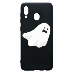 Etui na Samsung A30 Terrifying ghost