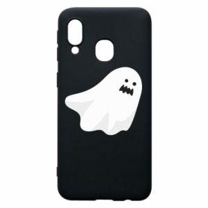Etui na Samsung A40 Terrifying ghost