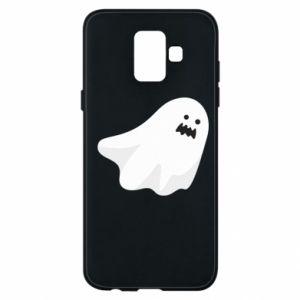 Etui na Samsung A6 2018 Terrifying ghost