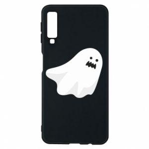 Etui na Samsung A7 2018 Terrifying ghost