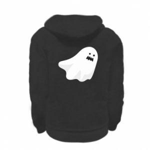 Bluza na zamek dziecięca Terrifying ghost
