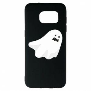 Etui na Samsung S7 EDGE Terrifying ghost