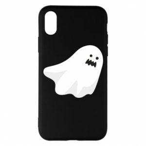 Etui na iPhone X/Xs Terrifying ghost