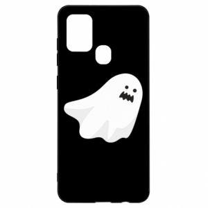 Etui na Samsung A21s Terrifying ghost
