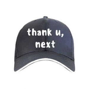 Cap thank u, next