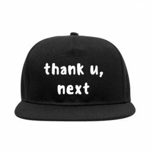 Snapback thank u, next