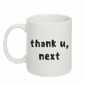 Mug 330ml thank u, next