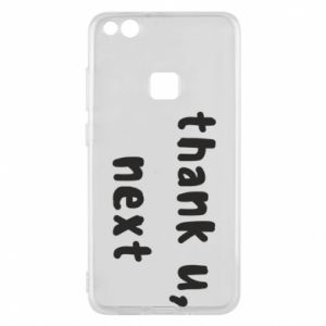 Huawei P10 Lite Case thank u, next