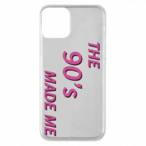 Etui na iPhone 11 The 90's made me