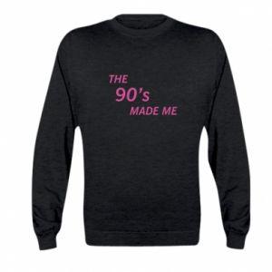 Bluza dziecięca The 90's made me