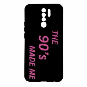 Etui na Xiaomi Redmi 9 The 90's made me