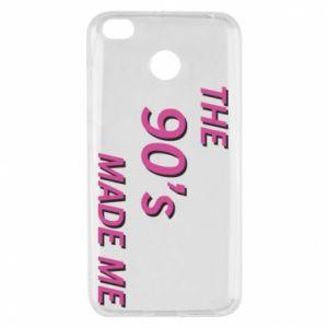 Etui na Xiaomi Redmi 4X The 90's made me