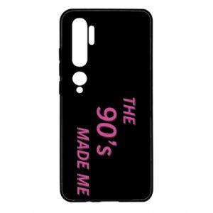 Etui na Xiaomi Mi Note 10 The 90's made me