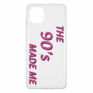 Etui na Samsung Note 10 Lite The 90's made me