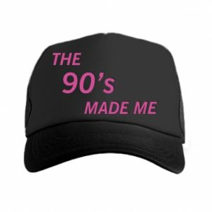 Czapka trucker The 90's made me