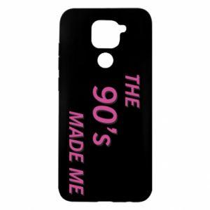 Etui na Xiaomi Redmi Note 9/Redmi 10X The 90's made me