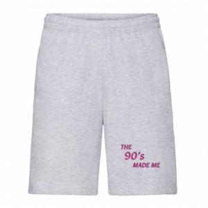 Szorty męskie The 90's made me