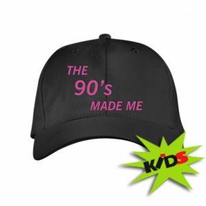 Czapeczka z daszkiem dziecięca The 90's made me