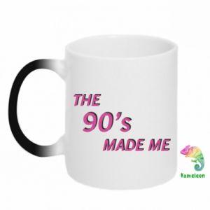 Kubek-kameleon The 90's made me