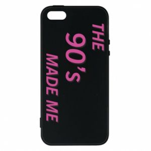 Etui na iPhone 5/5S/SE The 90's made me