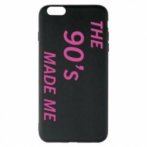 Etui na iPhone 6 Plus/6S Plus The 90's made me