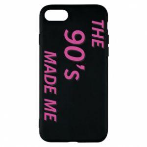Etui na iPhone 7 The 90's made me