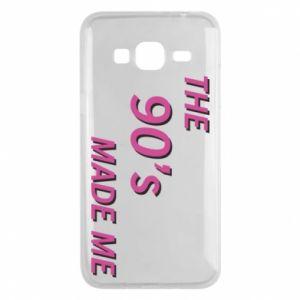 Etui na Samsung J3 2016 The 90's made me