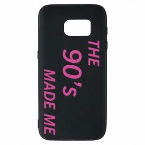 Etui na Samsung S7 The 90's made me