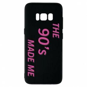 Etui na Samsung S8 The 90's made me