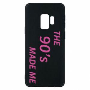 Etui na Samsung S9 The 90's made me