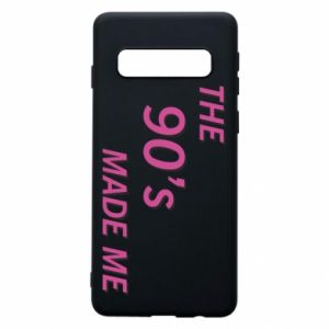 Etui na Samsung S10 The 90's made me