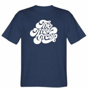 Koszulka męska The art group