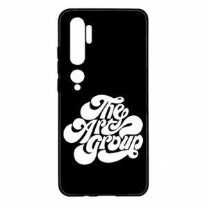 Etui na Xiaomi Mi Note 10 The art group
