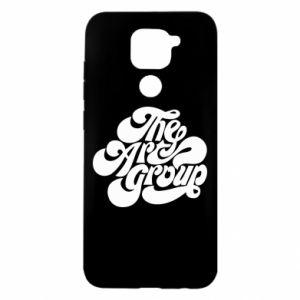 Etui na Xiaomi Redmi Note 9/Redmi 10X The art group