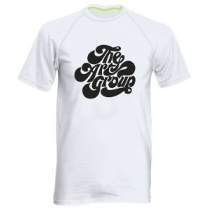 Koszulka sportowa męska The art group