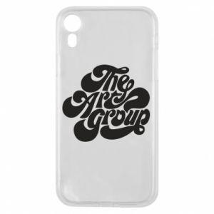 Etui na iPhone XR The art group