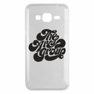 Etui na Samsung J3 2016 The art group