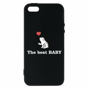 Etui na iPhone 5/5S/SE The best baby