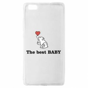 Etui na Huawei P 8 Lite The best baby
