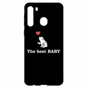 Etui na Samsung A21 The best baby