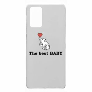 Etui na Samsung Note 20 The best baby