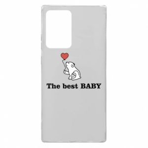 Etui na Samsung Note 20 Ultra The best baby