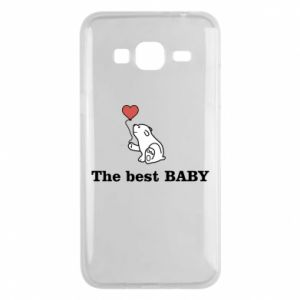 Etui na Samsung J3 2016 The best baby