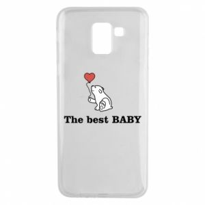 Etui na Samsung J6 The best baby