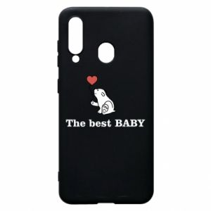 Etui na Samsung A60 The best baby