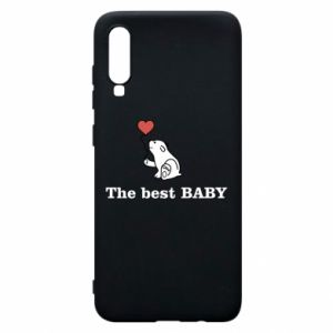 Etui na Samsung A70 The best baby